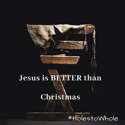 Be Christmas