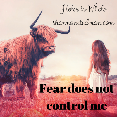 Courage, Control & Truth
