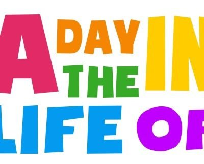 A Day in the Life of…..